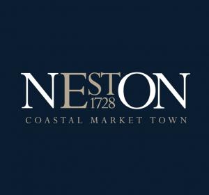 <span>Neston Brand Design</span><i>→</i>