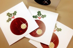Lemondrop Creative Christmas Cards