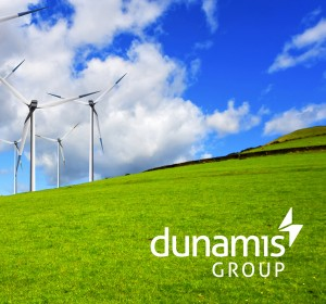 <span>Dunamis Group</span><i>→</i>